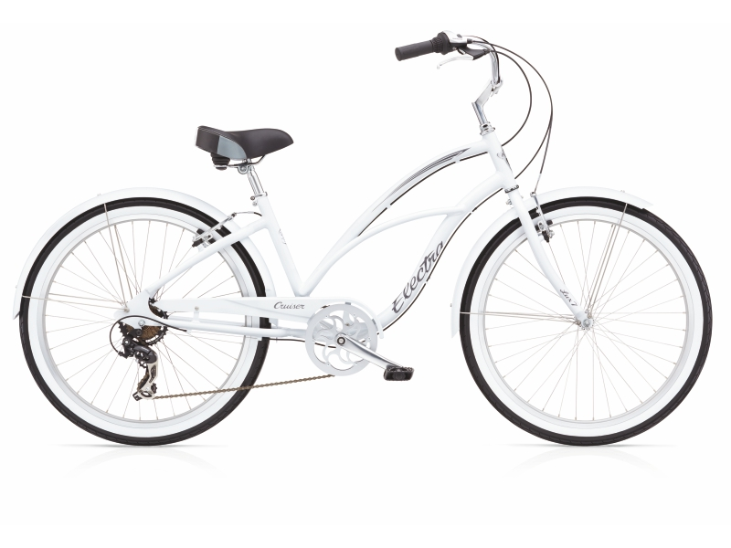 Cruiser Lux 7D BIALY